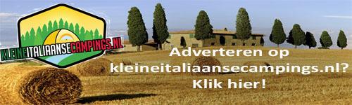 Banner K.I.C. algemeen (ad: kleineitaliaansecampings.nl)